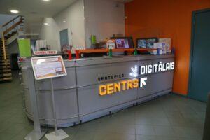 3D mākslas darbnīca Ventspils Digitālajā centrā